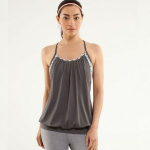 Lululemon No Limits Twiggy Print Tank